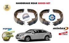 Frein à Main Chaussures Kit de montage pour Dodge Caliber//AVENGER//CHRYSLER SEBRING