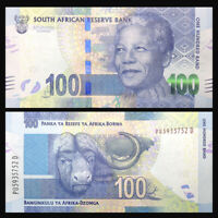 South Africa 100 Rand,  P-141b ,ND (2015), UNC