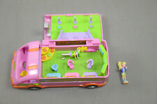 Polly Pocket Mini Bluebird Tour Bus Polly and the Pops + 1Figur 1998  K16 I
