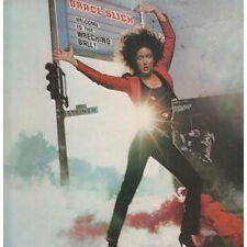 "12"" LP Grace Slick (Scott Zito) WelcomeTo The Wrecking Ball (Miststreater) 80`s"