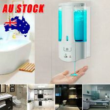Automatic Liquid Soap Dispenser Touchless Infrared Sensor Bathroom Wall Mounted
