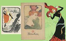 Les Lithographies de Toulouse Lautrec Claude Roger Marx Fernard Hazan 1948