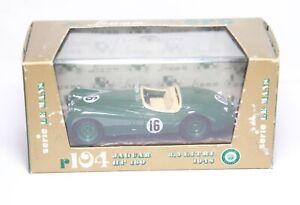 Brumm R104 Jaguar 3.5 Litre 1948 In Its Original Box - Mint Model 1:43