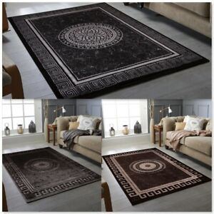 High Quality Vora Collection Rugs Small Extra Large Living Room Floor Carpet Rug