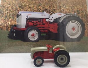 """Ford - """"Red Belly"""" Ford 8N Toy Tractor by Ertl"""