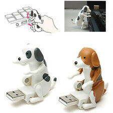 Funny Cute USB Pet Humping Spot Dog Toy Relief Stress Christmas Gift LOT