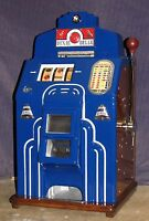 Jennings 5-cent DIXIE BELLE antique slot machine, 1940