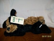 First & Main Scruffy Pups Dog Plush With Tag