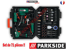 PARKSIDE® Set à air comprimé 5 Outils