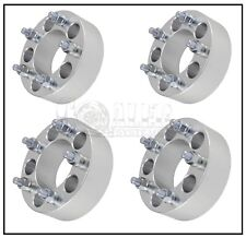 "Set of 4 Wheel Spacers 2"" Width Adapters 5x4.75 Fits GMC Sonoma 1982-2004 NEW"