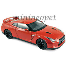 NOREV 188051 2008 08 NISSAN SKYLINE GTR R35 R-35 1/18 DIECAST MODEL CAR RED