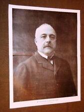 Presidente Consiglio Ministri Antonio Salandra di Troia
