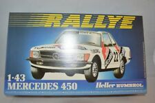 Heller-Humbrol 80148 Mercedes-Benz 450 1:43 unopenned MIB
