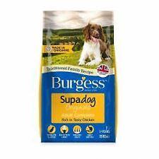 Burgess Adult Dog Chicken - 15kg - 517237