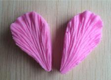 leaf silicone veiner, gumpaste flower, fondant flower, sugar flower