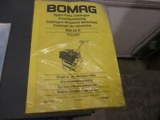 bw172d 2 spare parts catalogue
