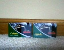 CABELA'S GIFT CARDS HARD CARDS MAILED TO BUYER 2 @ $50 VALUE EACH FREE SHIPPING
