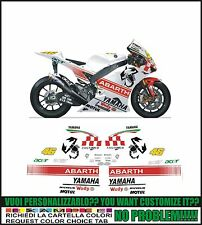 kit adesivi stickers compatibili r 1 r 6 replica moto gp fiat abarth