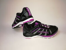 Salming Distance A3 Black Women Laufschuhe Trekking Sportschuhe Gr. 36 2/3 UK 4