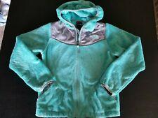 The North Face Girls Teal Jacket Medium 10/12