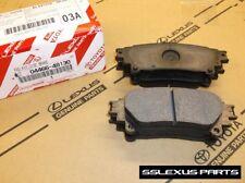Lexus RX350 RX450H (JPP) (2010-2015) OEM REAR BRAKE PADS / PAD SET 04466-48130
