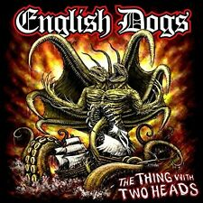 English Dogs-the thing with two Heads vinyl LP NEUF