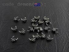 Black Tactile Momentary Push Button Micro Switch (x20) - 3mm x 6mm x 5mm