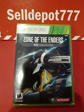 Zone of the Enders HD Collection (Microsoft Xbox 360, 2012) Brand New