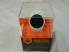 New Bushnell Excel Golf GPS Rangefinder Watch White Range finder