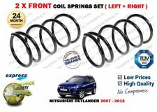 FOR MITSUBISHI OUTLANDER 2.0 2.2 DID 2.4i 2007-2012 2X FRONT COIL SPRINGS SET