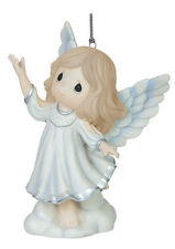 Precious Moments - Lift Every Voice And Sing -  Angel Series Ornament 151025
