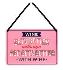Hang-Ups placas-vino obtiene un mejor con la edad