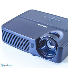 InFocus IN112 DLP Projector 2700 ANSI great for presentation bright LOW HOURS