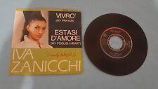 Iva Zanicchi Vivrò Estasi d'amore Ri Fi 16374 disco 45 giri usato Italy