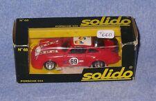 T660 SOLIDO PORSCHE 934 VSD RALLYE Ref 68 1/43 Chassis 01/79 en boite