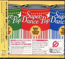 Ultra Zip Non-Stop Hyper Mix 4 Super Dance Japan CD-NEW
