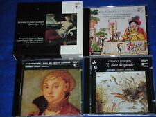 3 CD Chansons de la Renaissance VISSE clement JANEQUIN