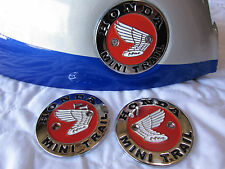 Honda Z50A 1968 TO 1969 KO K1 GAS Tank Badges Emblems Set with Screws (#60)