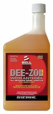 Case Of 12 32oz Bott Bell Performance Dee-Zol Plus Winter Treatment Diesel Fuel