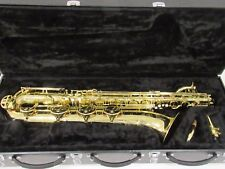 IW 661 Baritone Saxophone Low A - Pro Model, Custom Engraving - Fathers Day Sale