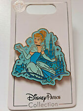 Disney Pin Princess - Cinderella & Sparkle Castle