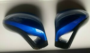 PORSCHE 991 991.2 GT3 GT2 RS MIRROR Covers SET Sport Paket mirrors Spiegel