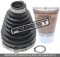 Boot Inner Cv Joint Kit 84X104X30 For Mercedes Benz B-Class 245 (2004-2011)