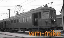 #A-723 SN Sacramento Northern car #1007 in 1940 ORIGINAL B&W Negative