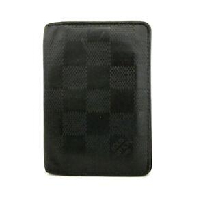 Louis Vuitton Damier Infini Organizer De Poche Card Case /A0321