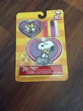 SNOOPY SUN-CATCHERS SNOOPY & WOODSTOCK PAINTS INCLUDED MAKE UR OWN NEW Craft SEE