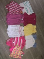 Baby Girl 3 - 9 Months Summer Clothes Lot New And Gently Used
