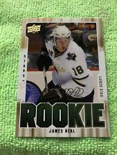 James Neal Upperdeck MVP Gold Script Rookie /100