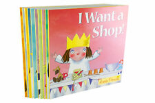 Little Princess Series by Tony Ross 10 Books Collection Set I Want My Shoes