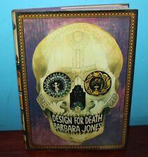 Design For Death by Barbara Jones (1967) illustrated